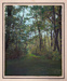 """Painting in gouache labelled """"Wanstead Park, Essex""""; ARN0228"""