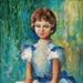 'The New Dress'; Elaine Haxton; 1961; AC 0019