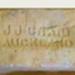 Brick; J. J. Craig/Auckland; Item 0148