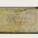 Brick; Avondale B & P Co; Item 0150