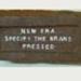 Brick; New Era; Item 0157