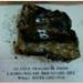 Brick; Glazed fragment from Laurie-Malam brickyard; Item 0167
