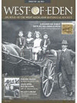 West of Eden; Issue 5; Journal of the West Auckland Historical Society Inc.