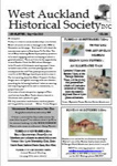 West Auckland Historical Society Newsletter 366; 2015-09 NL Sept-Oct