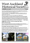 West Auckland Historical Society Newsletter 358; 2014-07 NL July-Aug