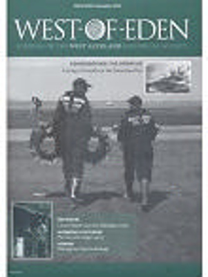 West of Eden; Issue 7; Journal of the West Auckland Historical Society Inc.