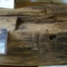 Piece of timber with tenon joint; ART-0195