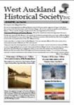 West Auckland Historical Society Newsletter 368; 2016-02 NL Jan-Feb