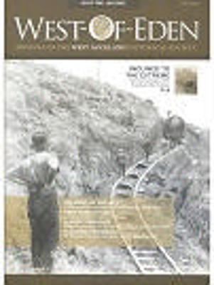 West of Eden; Issue 2; Journal of the West Auckland Historical Society Inc.