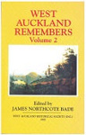 West Auckland Remembers, Volume 2; Northcote Bade, James