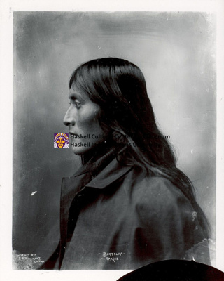 Bartelda, Apache; Frank A. Rinehart; 1899; 1.TI.020.5