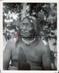 Bull Goes Hunting, Crow; Frank A. Rinehart; 1900; 1.TI.117.4