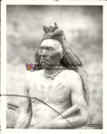 His Medicine is Wolf, Crow; Frank A. Rinehart; 1900; 1.TI.117.40