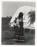 Apache Water Carrier, Apache; Frank A. Rinehart; 1898; 1.TI.020.2