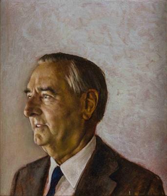 Sir Bernard Callinan CBE DSO MG