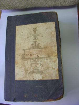 Scrap Book 1800's; 1887-1900; 2012.014