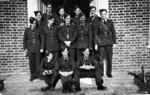 photo negative - Station personnel - ; Edwards, FJK; 1940; 2018.1.358