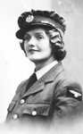 photo negative - Leading Aircraftwoman W.M.Kemp; Kemp, W M; 1940