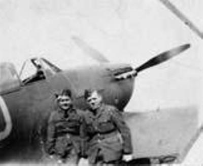 photo negative - 610 Squadron; Howard, G; 1940; 2018.1.282