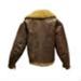 Irvin flying jacket belonging to Howard Bell; 1940; L006.3
