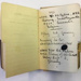Address book belonging to Lilian Simpson  Lillian frequently wrote to her friends during the war. She recorded all their details in this book, including those of Pilot Keith Ogilvie.  ; 2017.11.15