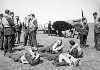 photo negative - 610 Squadron; Fox Photos; 29 July 1940; 2018.1.279