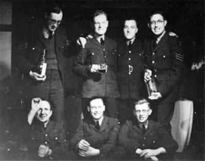 photo negative - Royal Observer Corps; 2018.1.366