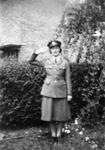 photo negative -  Biggin Hill WAAFs; Finnie, Mrs D.E.; 1940; 2018.1.542