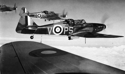 photo negative - 264 Squadron; IWM; 2018.1.255