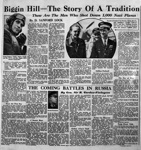 photo negative - Biggin Hill - The Story of a Tradition; Copyright reserved; D Sanford Lock; 1943; 2018.1.491