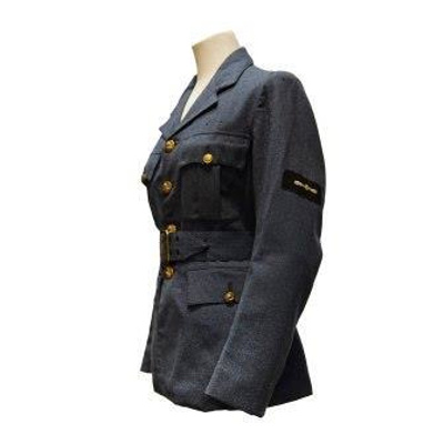 WAAF jacket belonging to Leading Aircraft Woman Alice Findlay (nee May); 1941; 2017.16