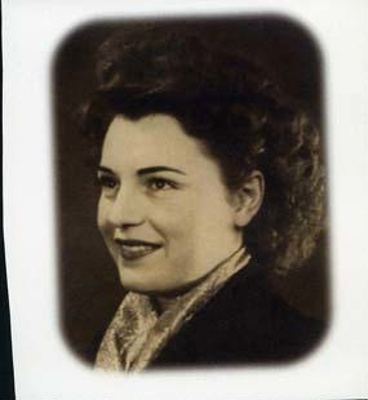 Photograph of Lilian Simpson, 1942; 1942; 2017.11.1