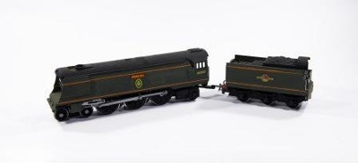 Biggin Hill air-fix train model, assembled.; Air Fix; 2017.20