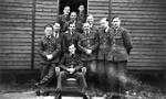 photo negative - Station personnel - 'B' Watch Plotters; Mrs M Andrews; May 1940; 2018.1.354