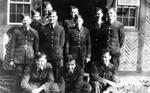 photo negative - Station personnel - ; 1940; 2018.1.357
