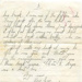 Letter sent to Lilian Simpson from Keith Ogilvie from RAF hospital in Cosford, 18th May 1945 ; Ogilvie, Keith; 18/05/1942; 2017.11.14