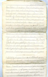 A POW letter to Lilian Simpson from Pilot Officer  J. Omer Levesque, 18th June 1942.; Levesque, Omer; 18/06/1942; 2017.11.5.5