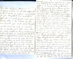 A letter to Mrs Simpson from Nelly and Jack Powdrill. ; Powdrill, Mr Jack; Powdrill, Mrs Nelly; 2017.11.47
