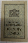 National Registration ID card belonging to Gladys Horwood of the 'Kings Arms', Leaves Green.; British Government; 1943; 2017.19.2