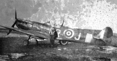 photo negative - 609 Squadron; 1941; 2018.1.262