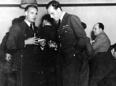 photo negative - 609 Squadron; Bartley, AC; 2018.1.270