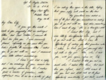 Letter to Lilian Simpson from Baylis, 20th May.; Bayliss; 20th May; 2017.11.29