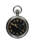 WW1 Aviation watch belonging to Wireless Officer Frederick Stanley Mockford, 141 Squadron; L008.2