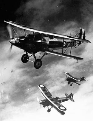 Photograph negative of...; RAF; 2018.1.1