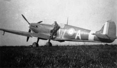 photo negative - 610 Squadron; Holford A; 1940; 2018.1.291
