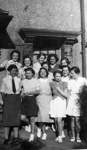 photo negative - Biggin Hill WAAF's - Ops Room 'A' Watch; May 1940; 2018.1.398