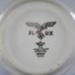 Luftwaffe tea cup - part of a Luftwaffe tea set; 1941; 2017.15.1