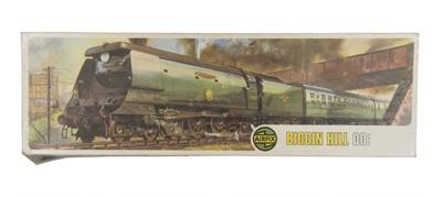 Biggin Hill Airfix model train; 2017.4