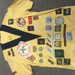 Scout shirt c1973; Donated item; 1973; 124/18