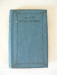A New School Hymnal; George G Harrap & Co Ltd; 2010.015